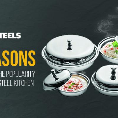 Stainless Steel Kitchen Utensils- klsteels